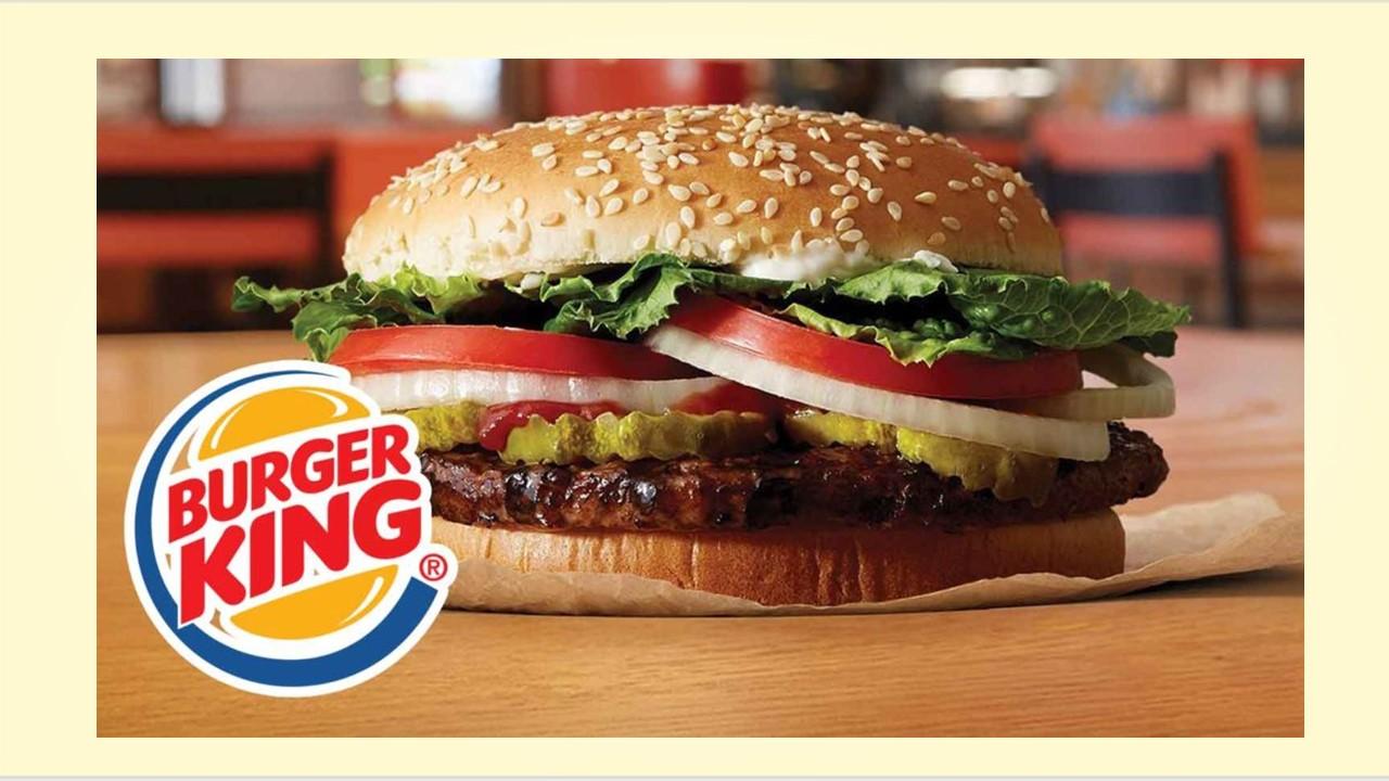 Доставка Burger King в Сочи